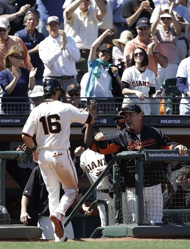 Desmond lifts Nationals over Giants in 10 innings