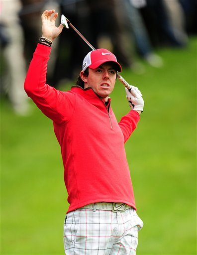 McIlroy, Donald miss cut at BMW PGA Championship