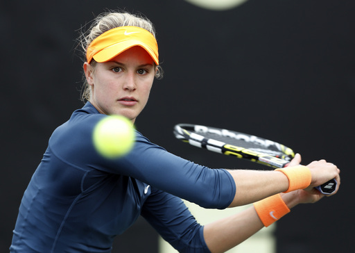 Bouchard advances to Strasbourg semifinals