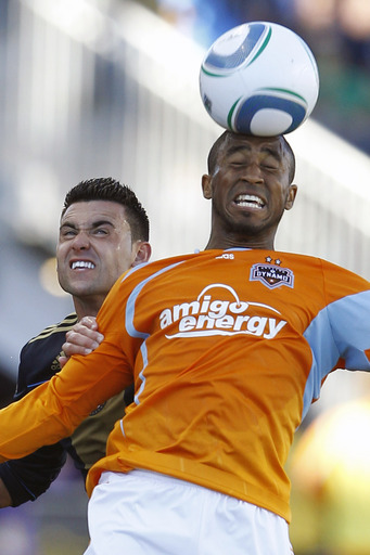 Dynamo D Ashe added to US training camp roster