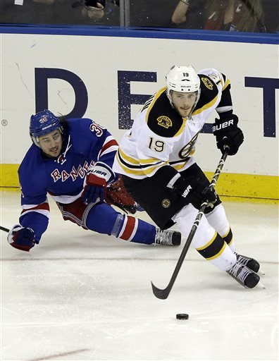 Rangers top Bruins in OT, force Game 5 in Boston
