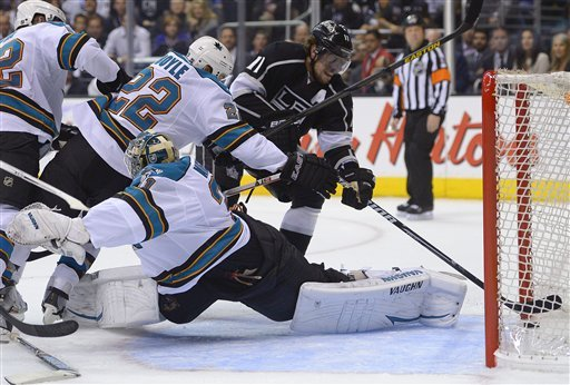 Sharks try to shrug off Game 5 defeat