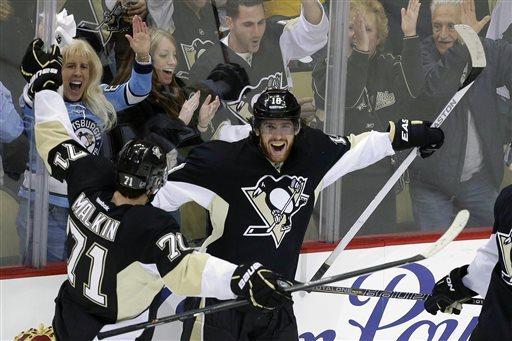 Penguins oust Sens in five, reach Eastern finals