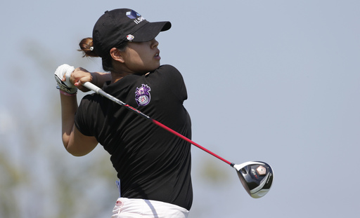 Wright sets the LPGA pace in Bahamas