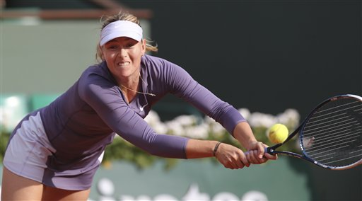 American women go 0 for 3 Monday at French Open