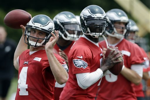Eagles wrap up final minicamp under Kelly