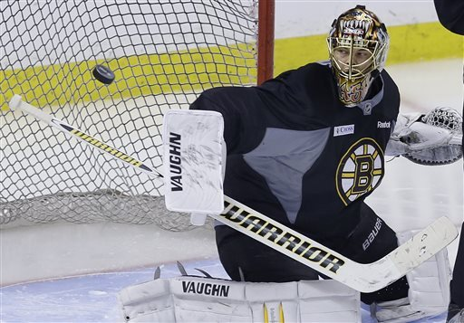 Rask, Crawford take center stage in Stanley Cup