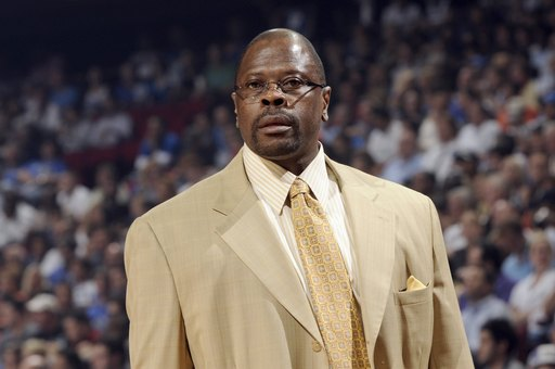 AP Source: Ewing new Bobcats associate head coach