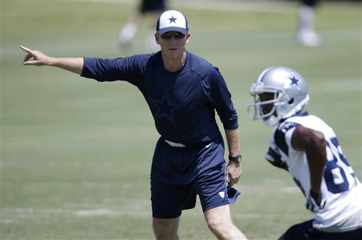 Garrett finally says it: Callahan will call plays