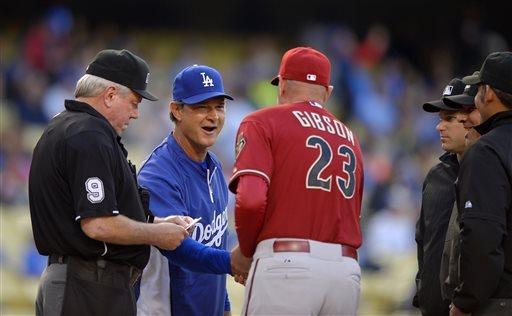 Diamondbacks beat Dodgers 8-6 in 12 innings