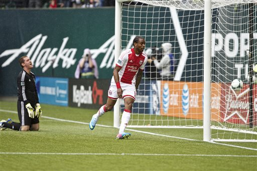 Timbers win again, 3-0 over Rapids