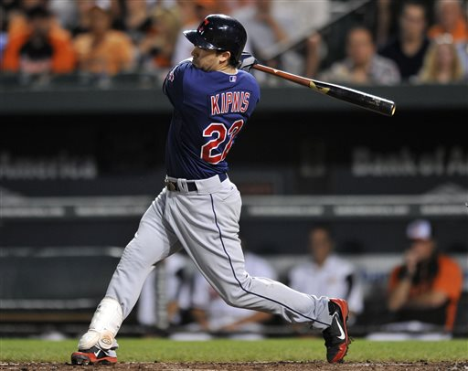 Indians rally past Orioles 4-3
