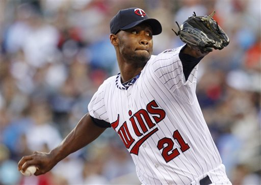 Deduno pitches Twins to 3-1 victory over Royals