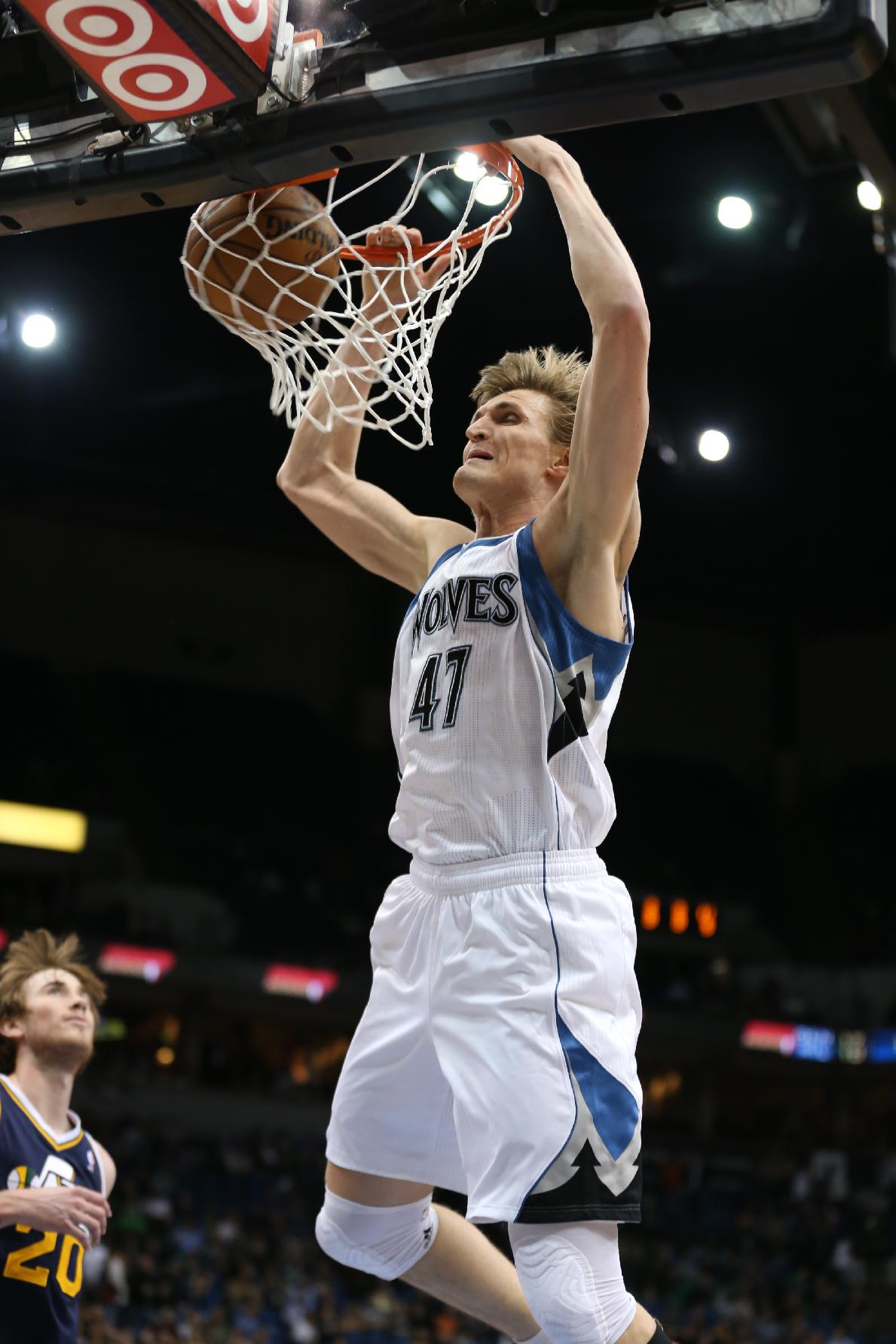 Andrei Kirilenko would have made $10 million in the final year of his Minnesota contract. (NBAE/Getty Images)