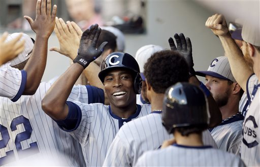 Soriano's homer helps Cubs beat Mariners in 11th