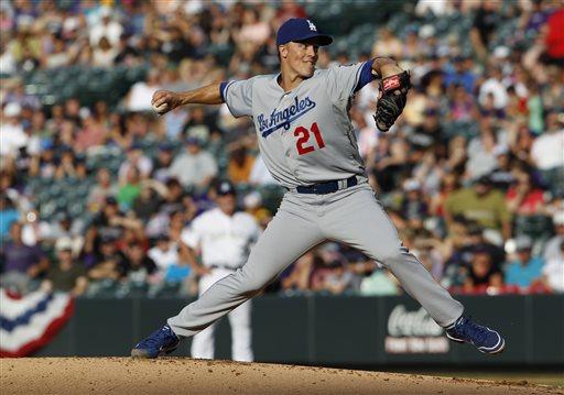 Dodgers-Diamondbacks Preview