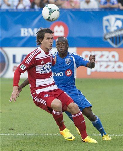 Montreal, FC Dallas play to scoreless MLS draw