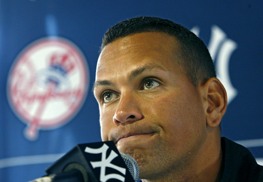 Alex Rodriguez stands to lose around $100 million if he gets a lifetime ban from baseball. (AP)