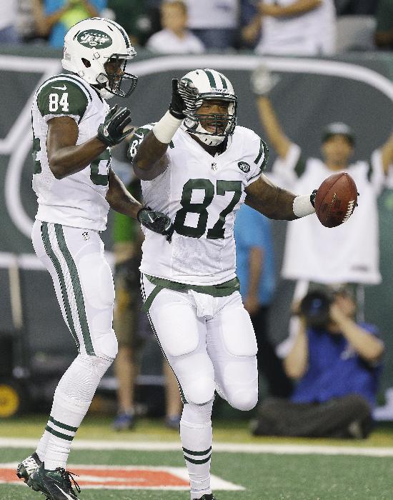 Sanchez up and down, Gabbert hurt as Jets top Jags