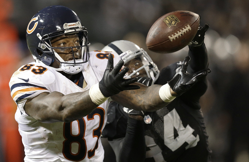 Bears beat Raiders 34-26 in exhibition game