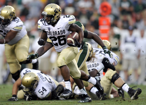 Richardson leads Colorado to 41-27 win over CSU