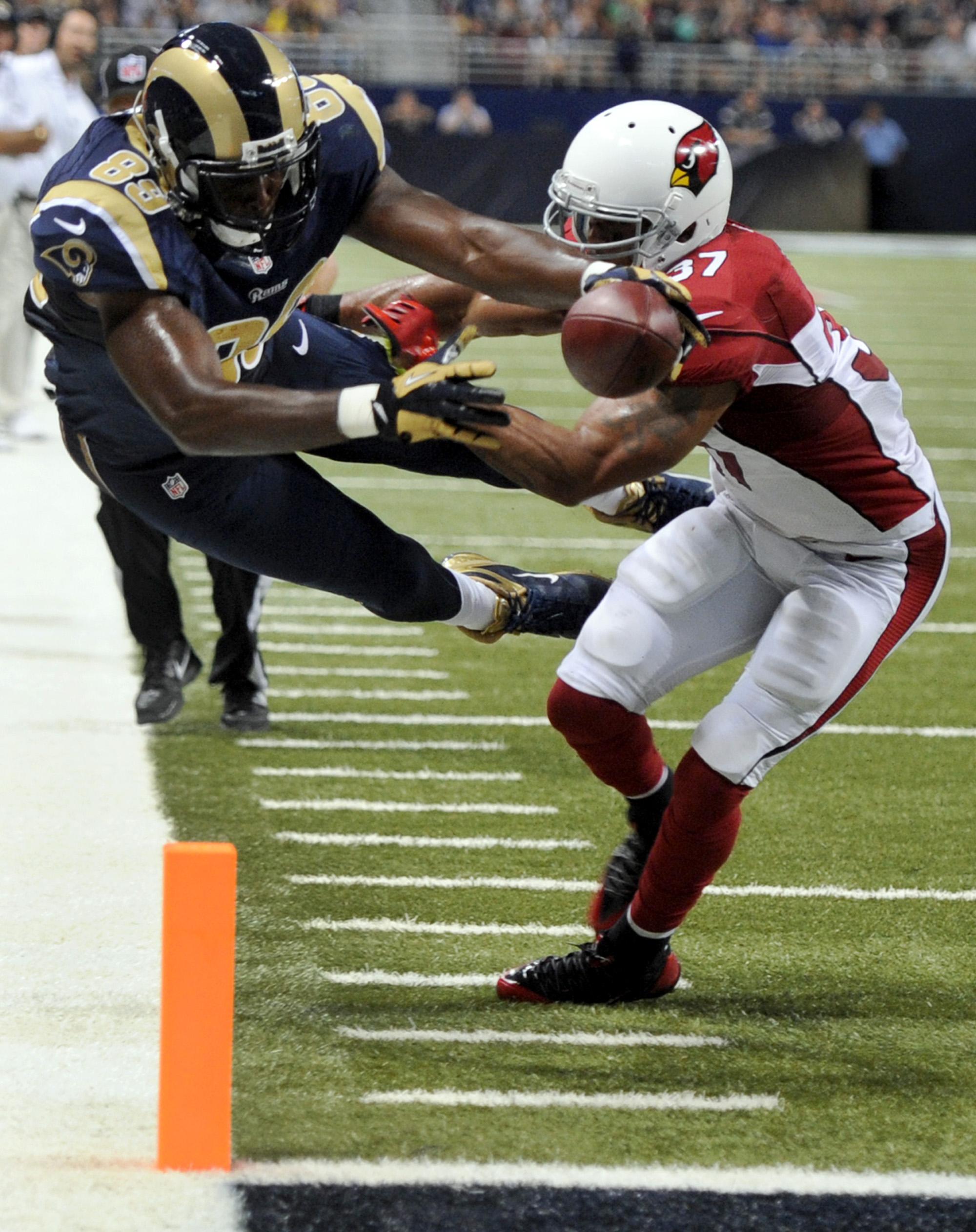 TE Jared Cook coming off huge debut for Rams