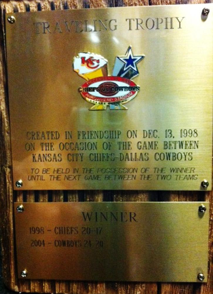 Cowboys, Chiefs renewing rivalry at Arrowhead