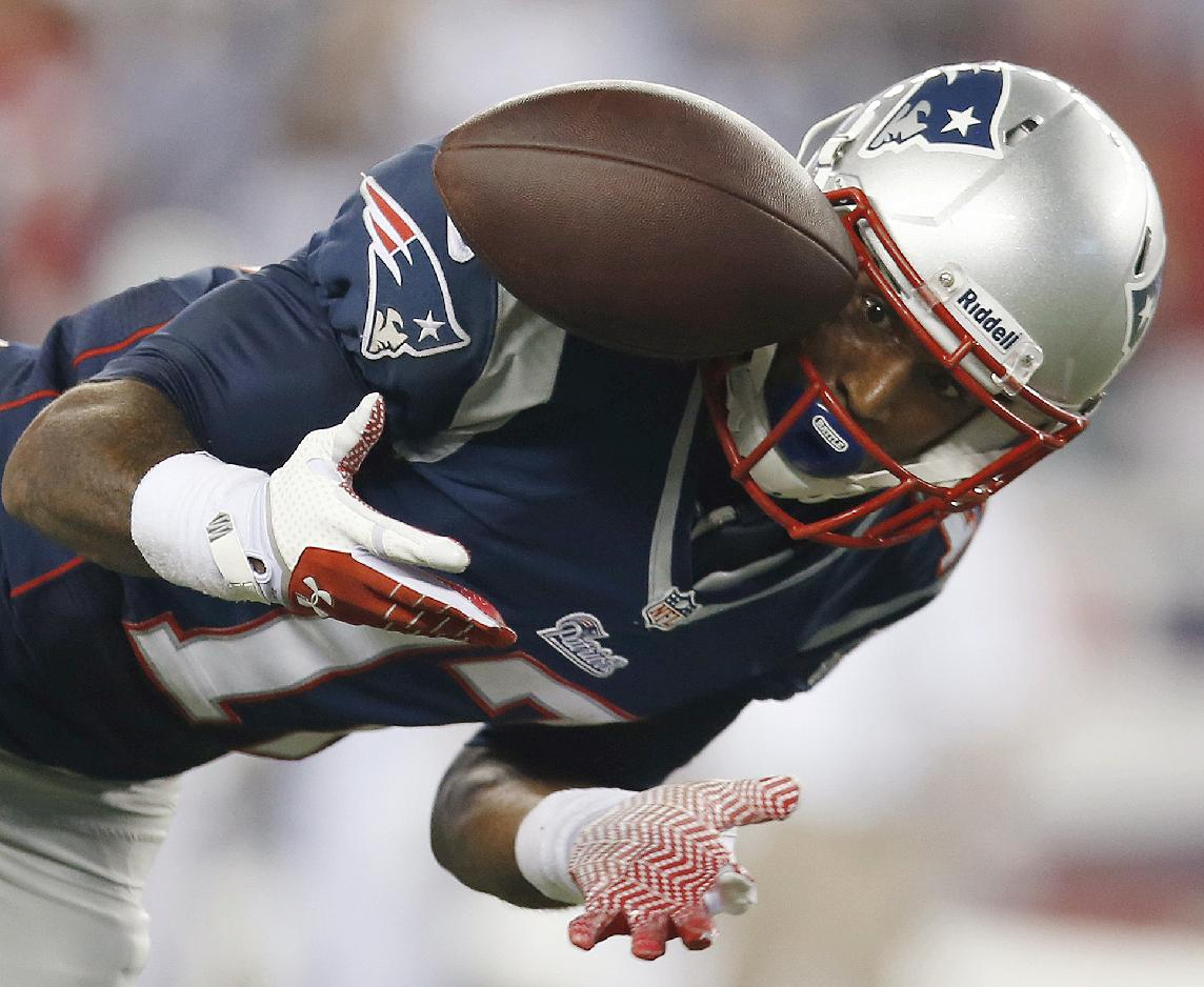 Competition about to get tougher for Patriots