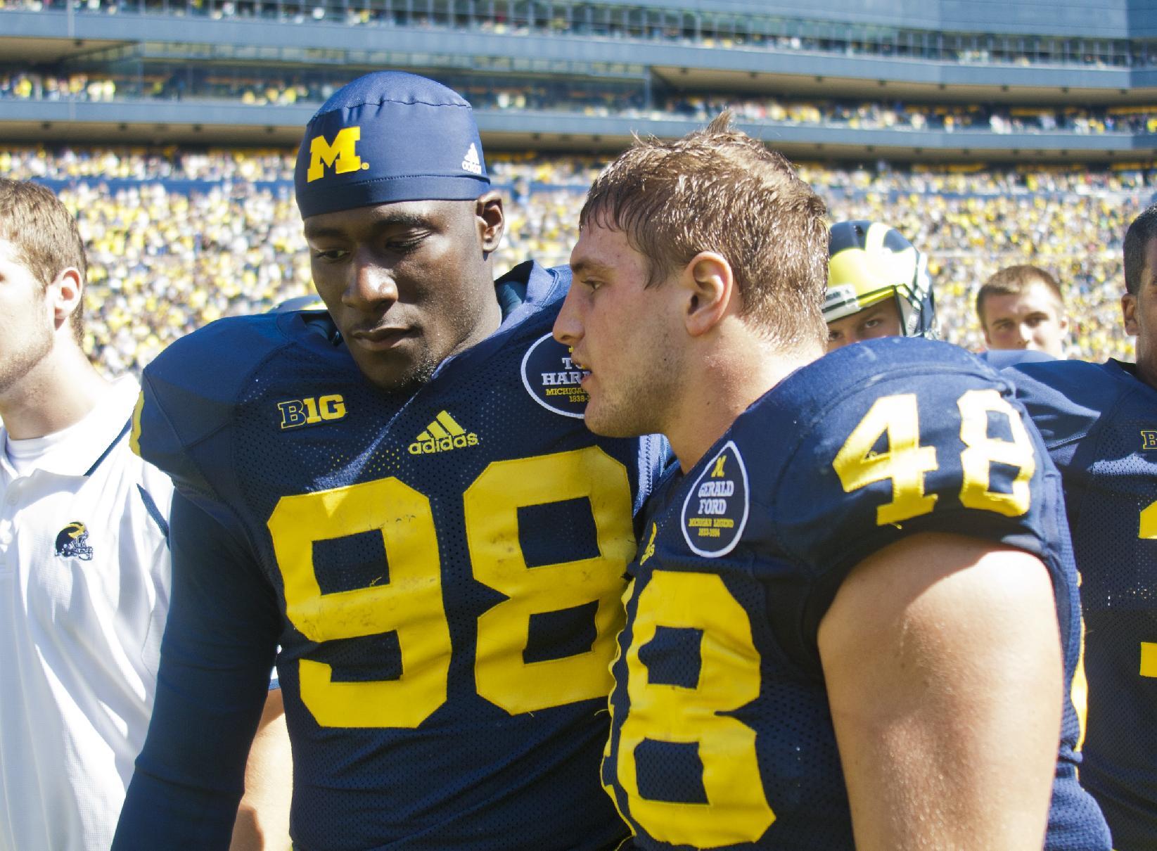 Michigan QB Devin Gardner looks to bounce back