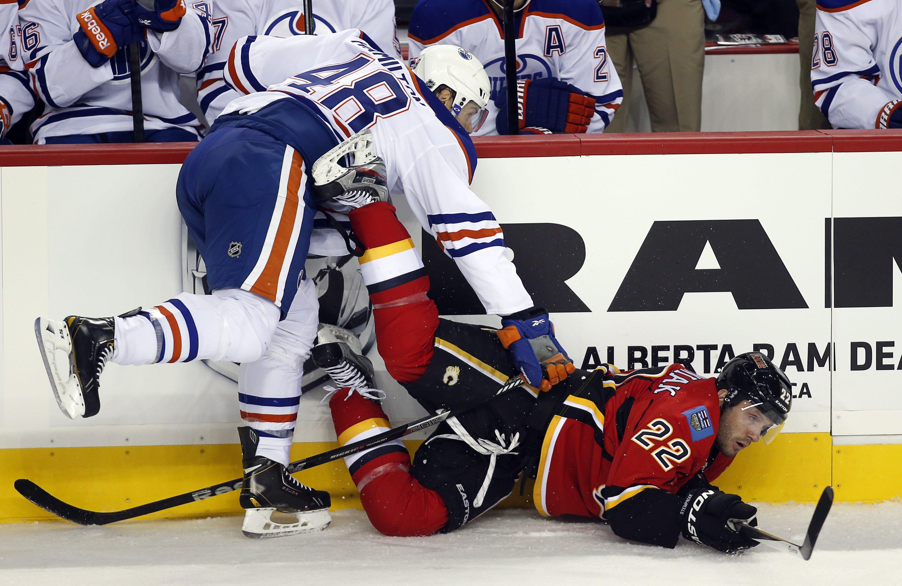 Marincin lifts Oilers past Flames