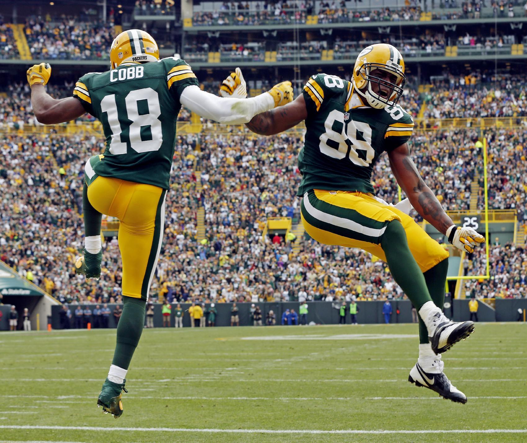 Packers TE Finley promising hard knocks this year