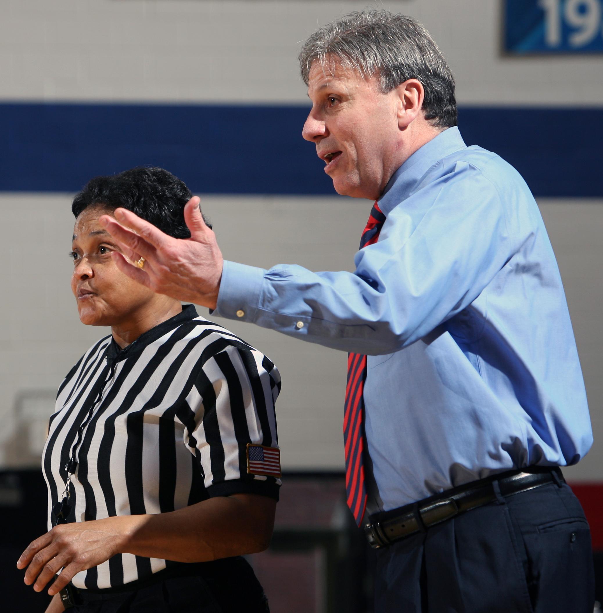 Women's basketball official Bonita Spence dies