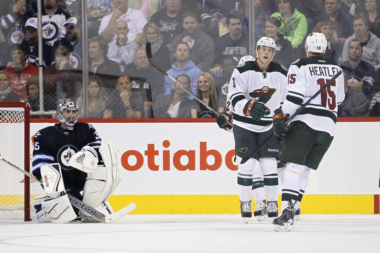 Minnesota beats Winnipeg 4-1 in preseason