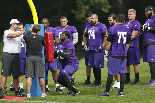 Vikings unsure if London trip is what they need