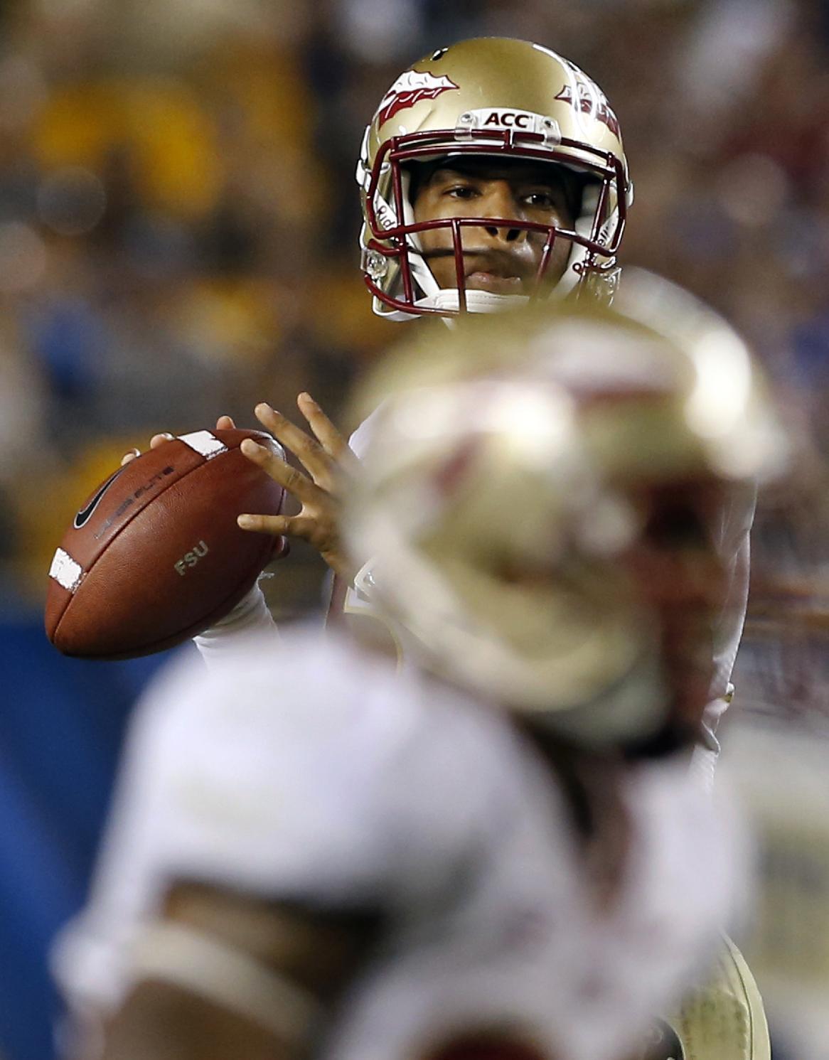 QB Winston continues to shine for No. 8 Seminoles