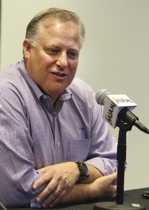 Marlins executive Beinfest fired by owner Loria