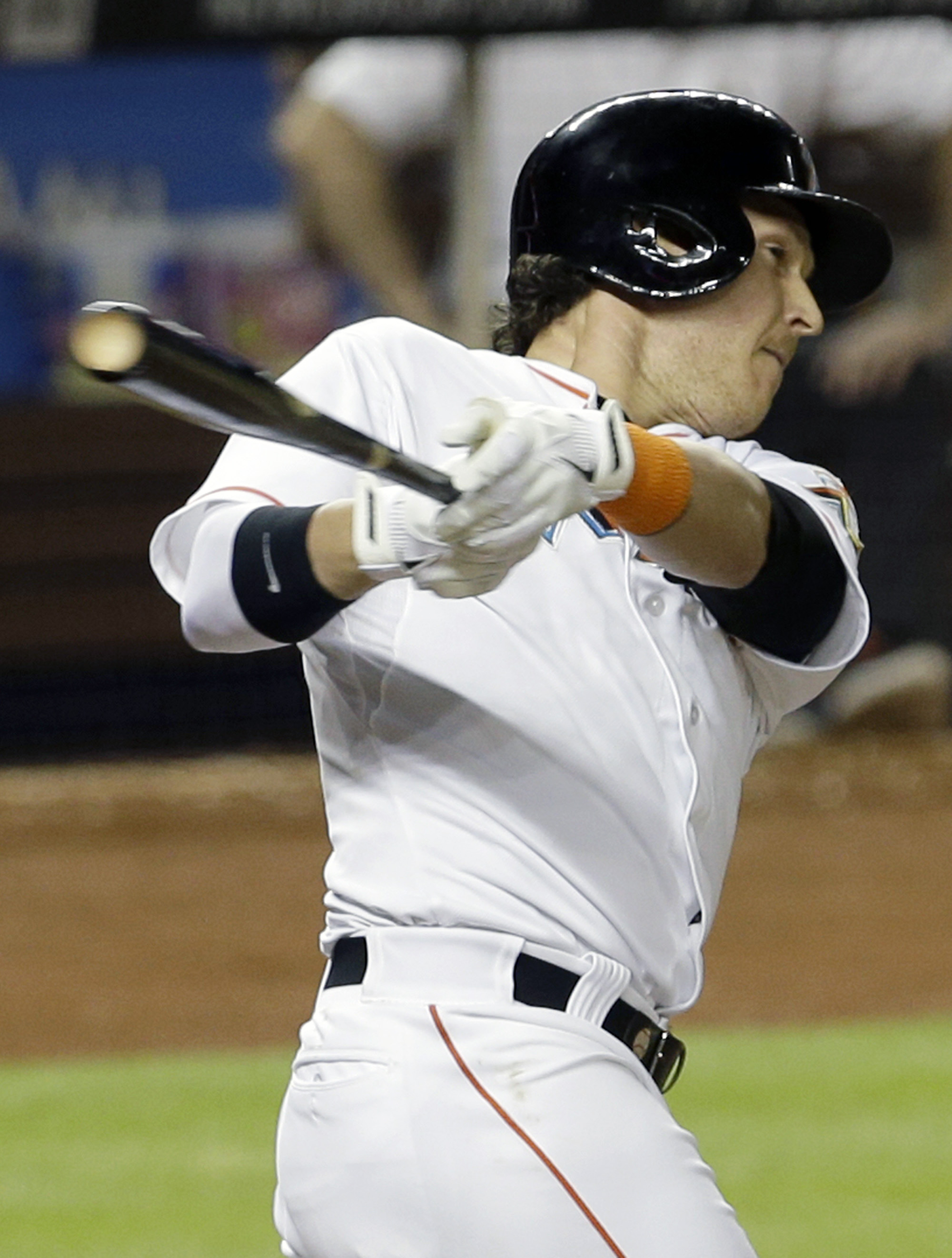 Marlins rally past Tigers 2-1 in 10 innings