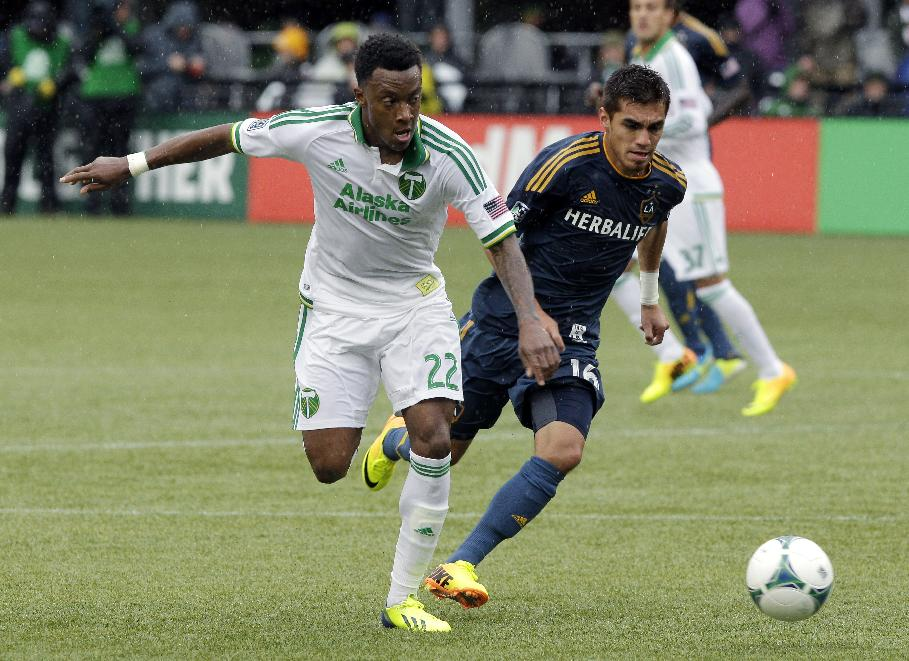 Urruti scores in 1-0 Portland win over LA