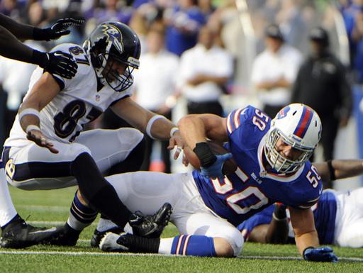 Ravens' running game needs improvement