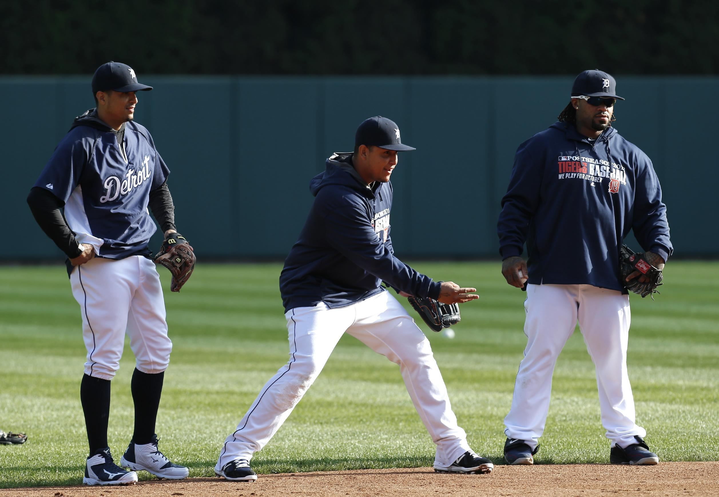 Cabrera's health a concern for Tigers