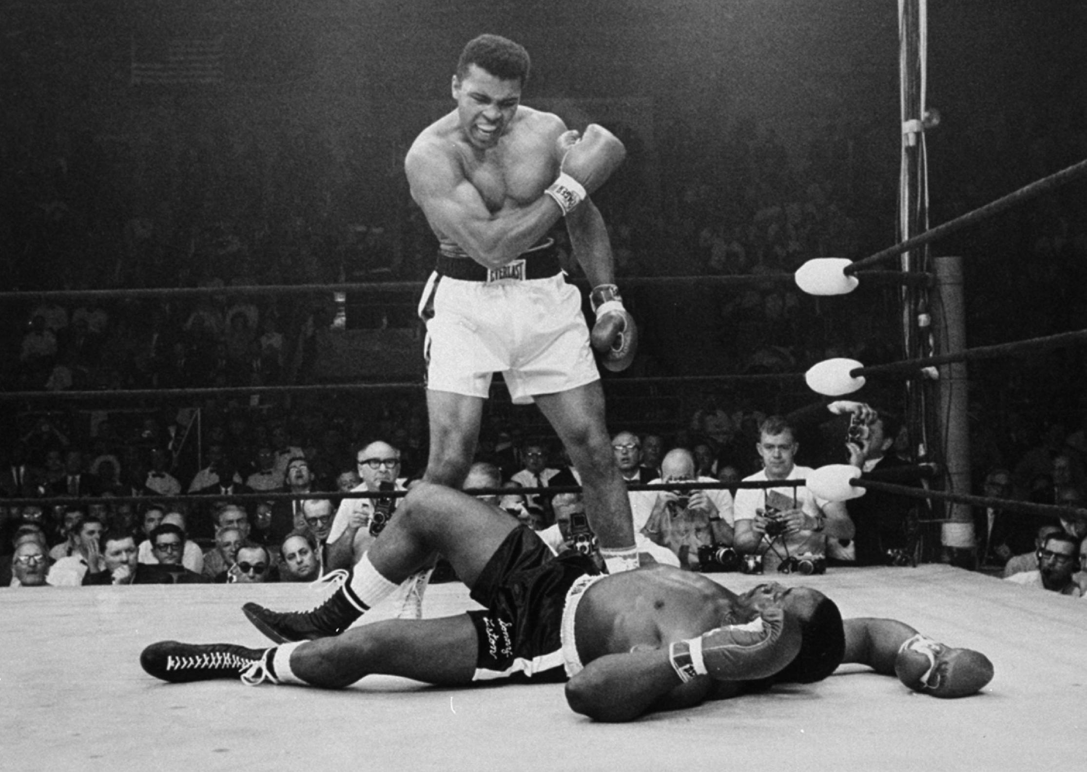 Film tells story of Muhammad Ali's draft fight