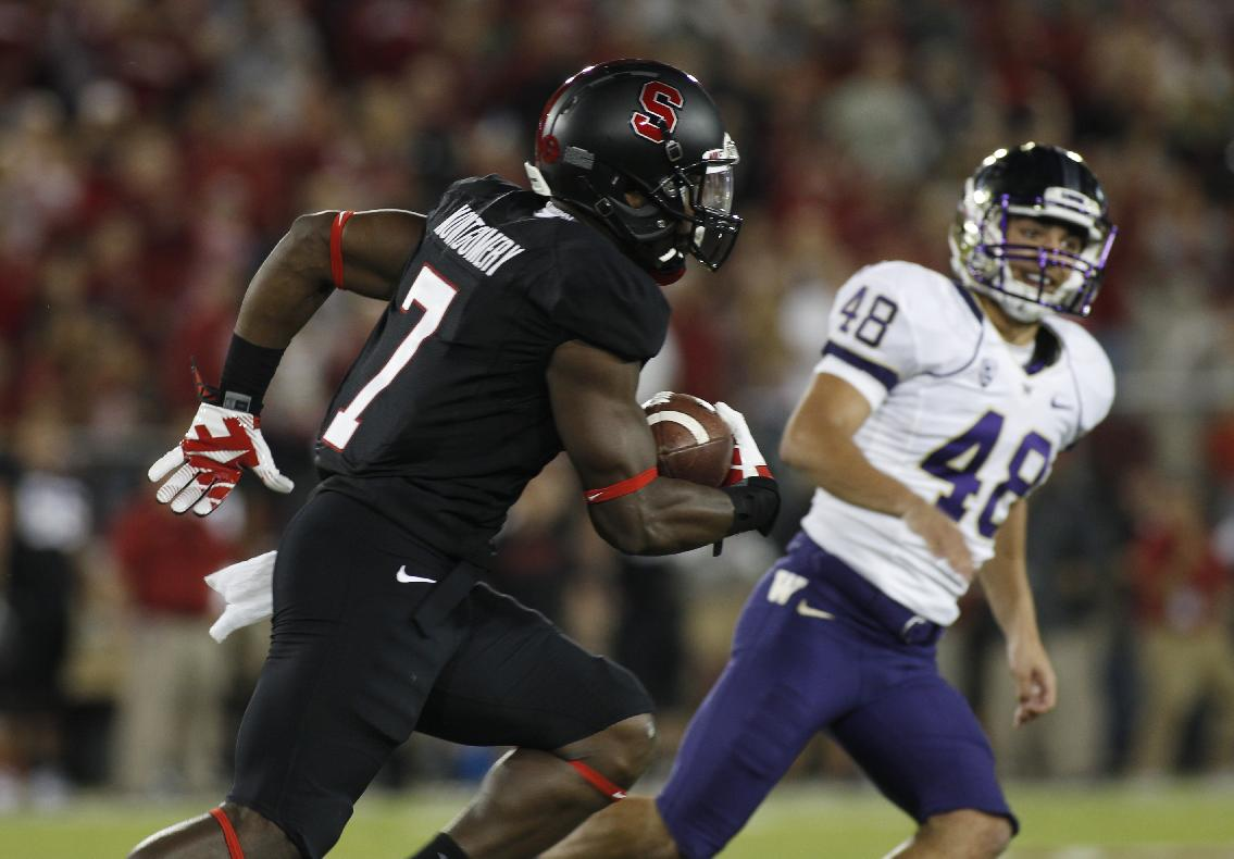 Special teams showing up big for No. 5 Stanford