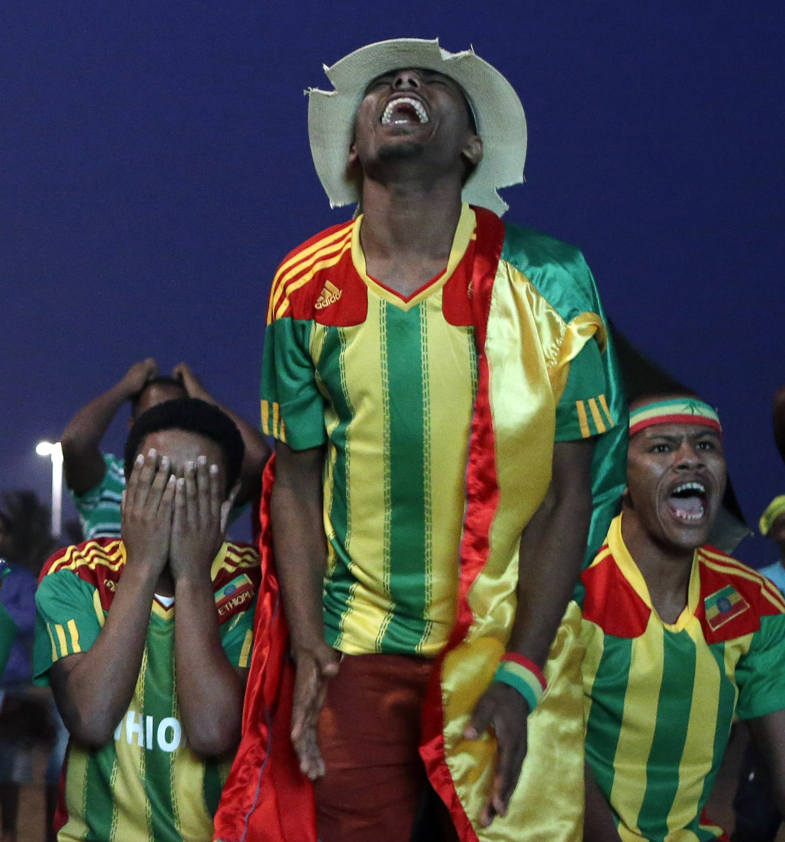 Ethiopia is on the cusp of a World Cup berth