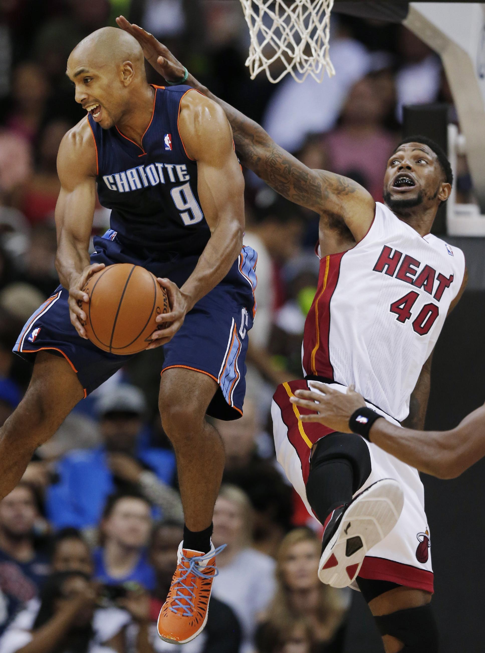 Heat beat Bobcats 86-75 in preseason