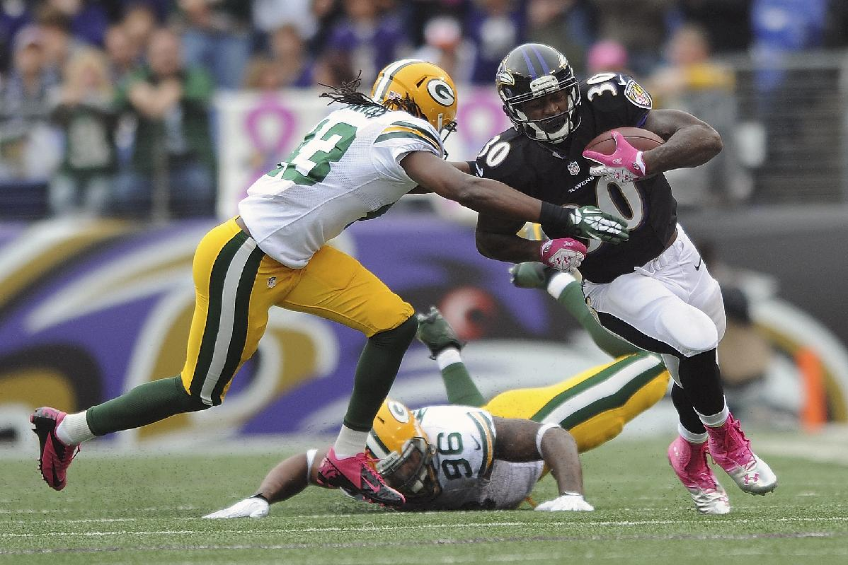 Packers keeping calm amid injury woes