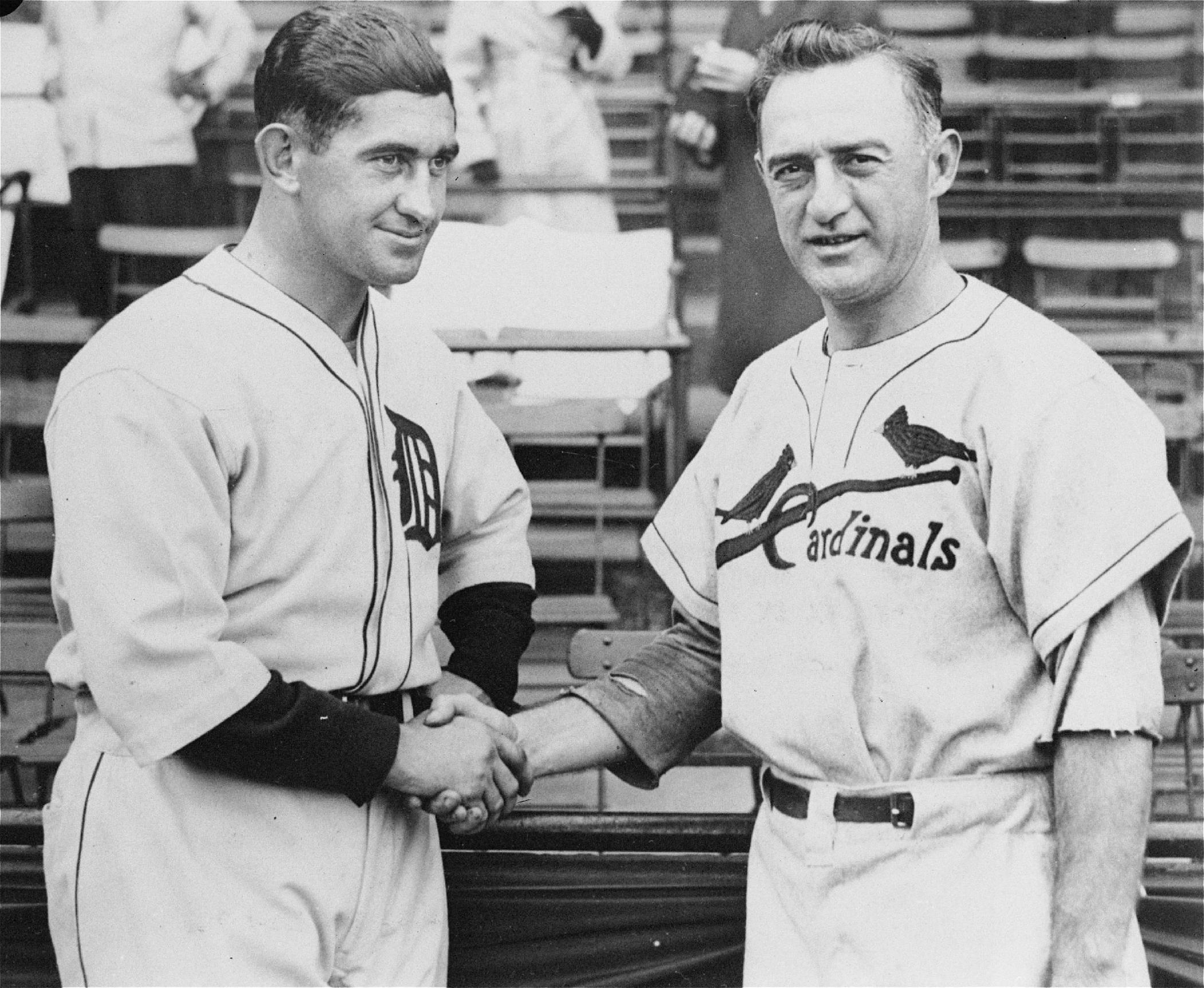 Cards, Dodgers, Tigers, Bosox sport longtime logos