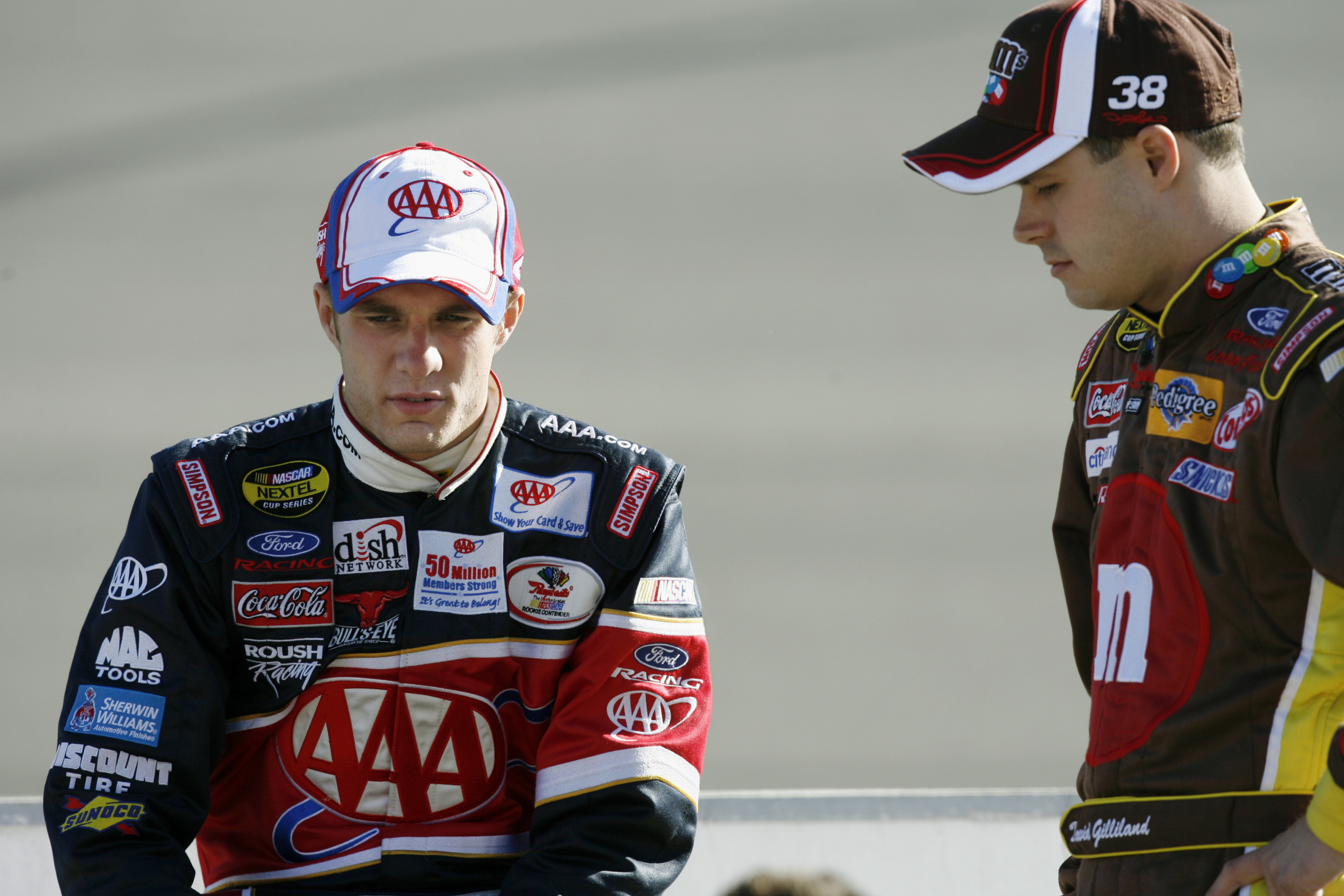 Ragan and Gilliland returning to Front Row in 2014
