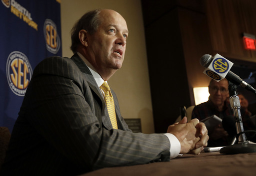 SEC trying to rebound from poor NCAA showing