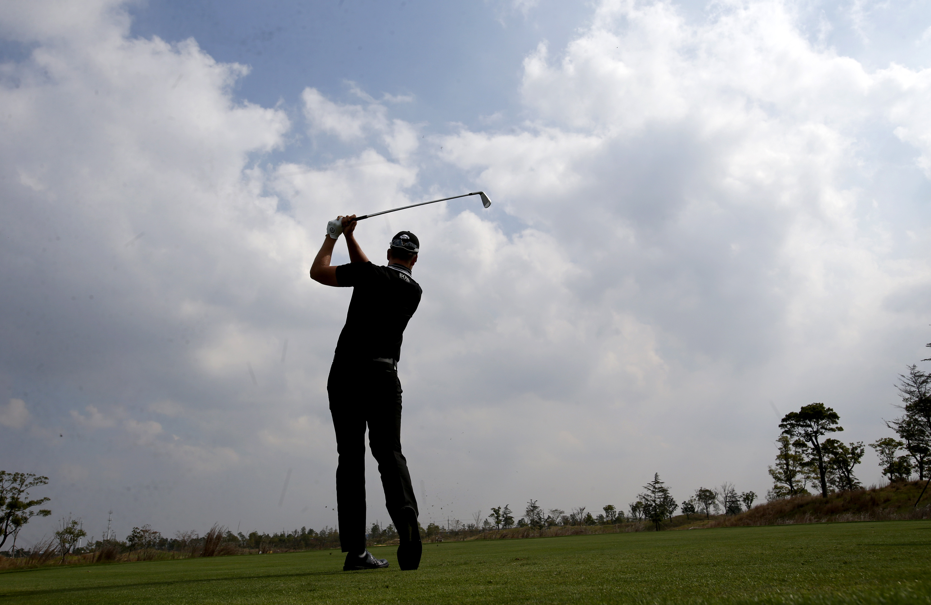 Stenson rested, but not recovered, on return