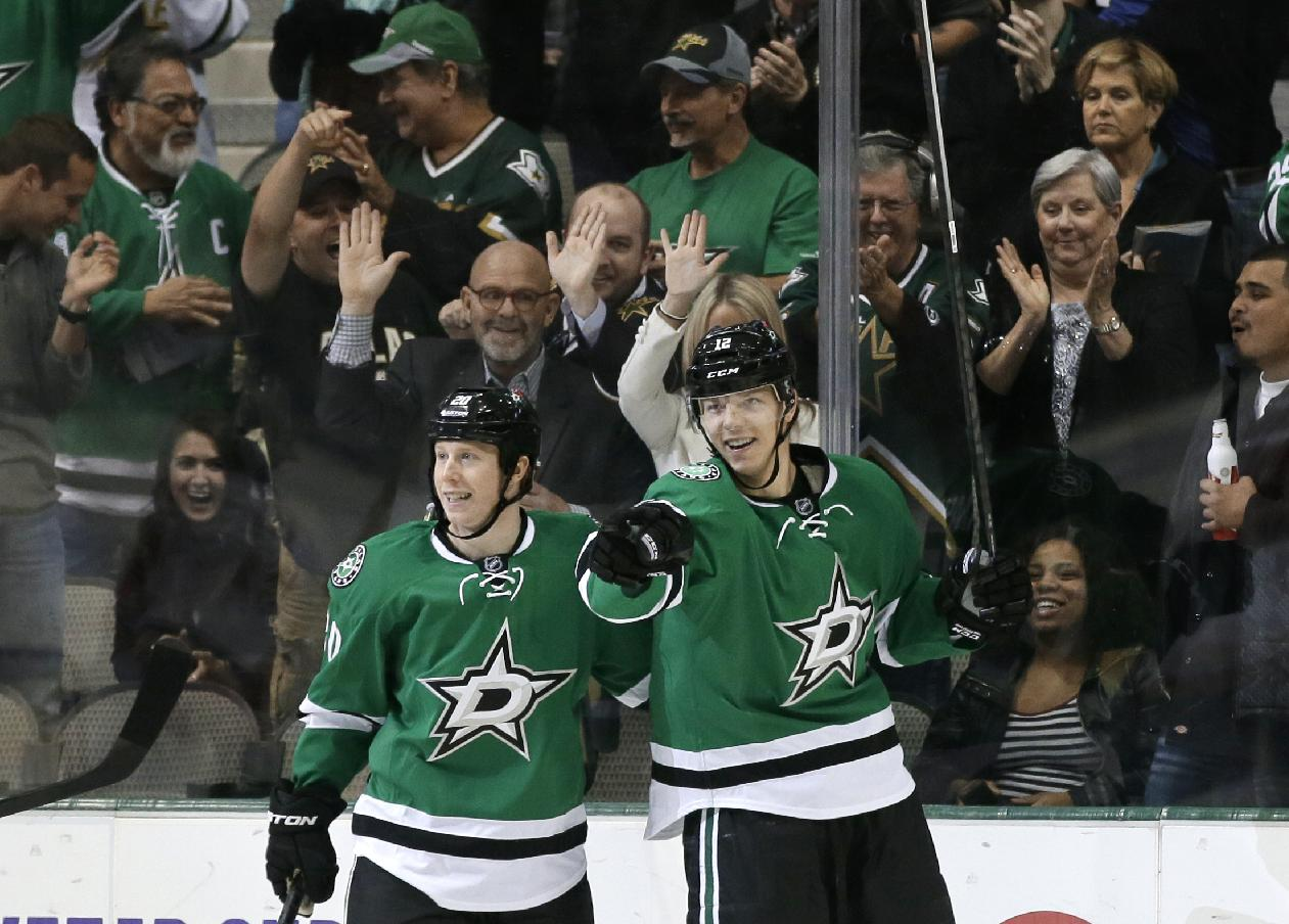Stars too much for Flames 5-1